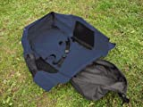 Sevylor Tragetasche Quikpak, dunkelblau/grau (90 x 44 x 33 cm) - 3