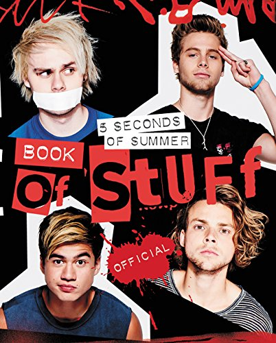 5 Seconds of Summer Book of Stuff por 5 Seconds of Summer