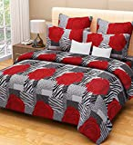 Home Candy 144 TC 100% Cotton Red Roses ...
