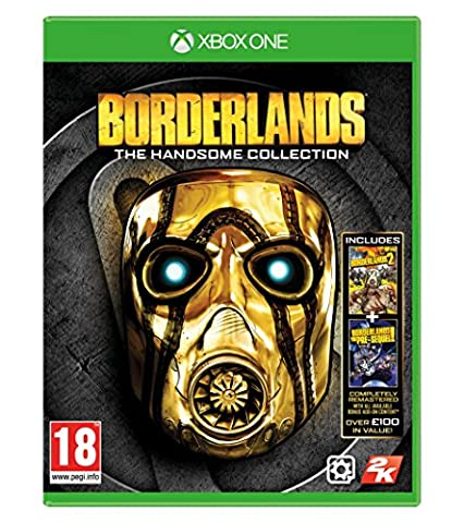 Xbox1 Borderlands : The Handsome Collection (Inc. Borderlands 2 &