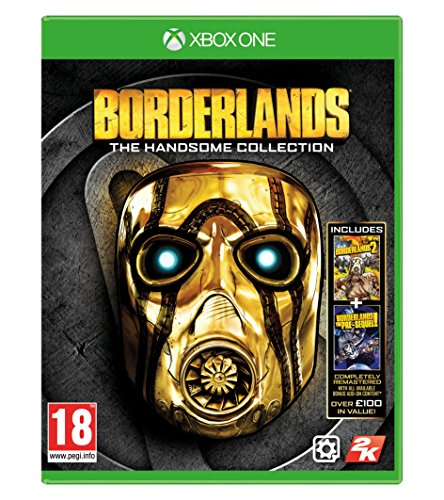 borderlands-the-handsome-collection-import-anglais