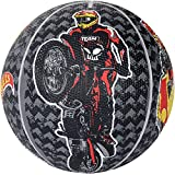 Zitto Hot Wheel Basketball for Kids, Size 3
