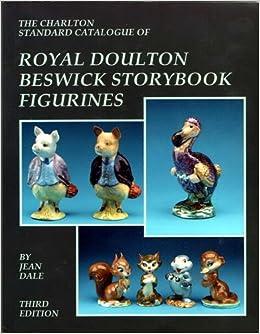 Royal Doulton Beswick Storybook Figures: Charlton Standard Catalogue