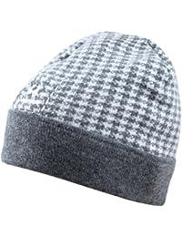 ee5f479b46c9 La Martina unisexe chapeau gris crème melange ...