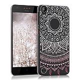 kwmobile Hülle für HTC Desire 530 - Crystal Case Handy