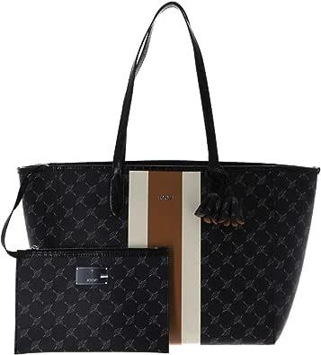 Joop! cortina due carmen Shopper lhz Farbe black schwarz Henkeltasche Damen-Handtasche