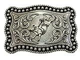 Nocona Bullrider Gürtelschnalle Western Buckle Cowboy USA