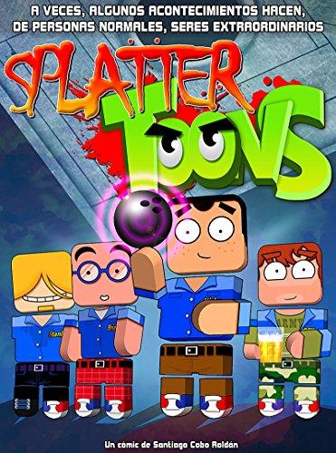 Splatter Toons: El paño de las estrellas