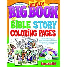Really Big Book of Bible Story Coloring Pages (Big Books (Gospel Light))