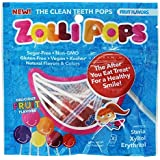 Zollipops, The good for your Teeth, Sugar Free Lollipops (8 Piece Bag)