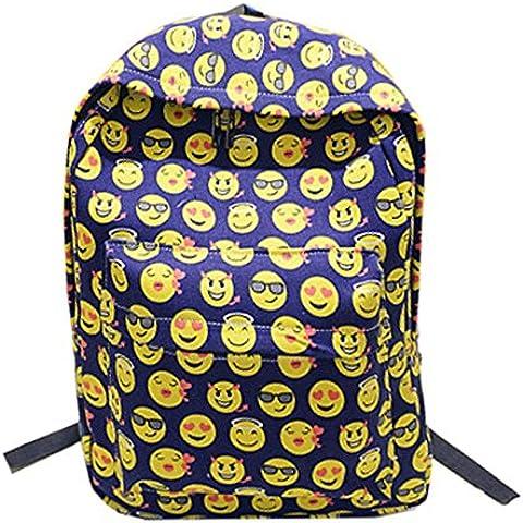 Demarkt Niños Niñas Mochila Escolar Mochila plenamente Impreso equipaje de cabina Gimnasio de viaje