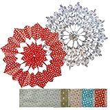 Papiertüten für Butterbrottüten Sterne