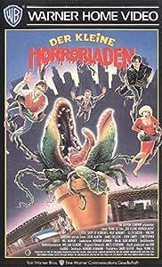 Der Kleine Horrorladen [VHS]