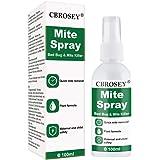 Acaros Spray,Bed Bug Killer,Anti Acaros Spray,Antiacaros Pulverizador,Bed Bug Spray,Dust Mite Spray,Spray de ácaros para Masc