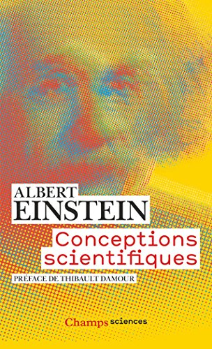 Conceptions scientifiques par Albert Einstein
