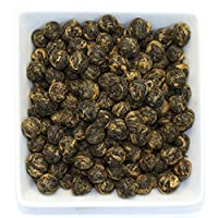 Black Dragon Pearls - Loose Leaf Black Tea - Bold Caffeine - Tealyra (4oz / 110g)