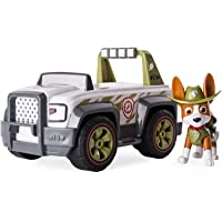 Nickelodeon Paw Patrol Véhicule Figurine Jungle Rescue Paw