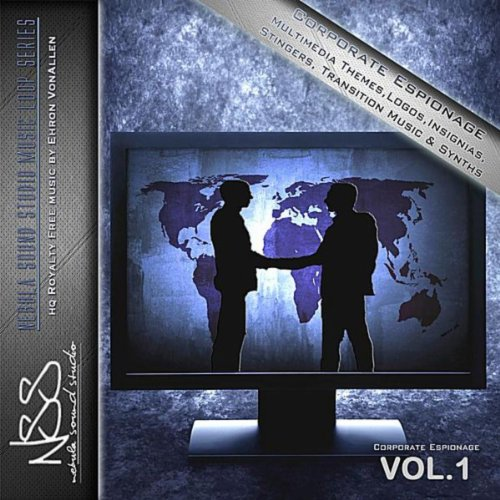 Corporate Espionage - Multimedia Insignias, Themes, Website Icons & Clicks, Vol. 1
