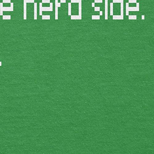 Texlab–Come to the nerd side–sacchetto di stoffa Verde