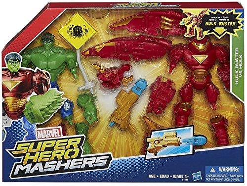 Marvel Avengers - Superhero Mashers, Hulkbuster vs....