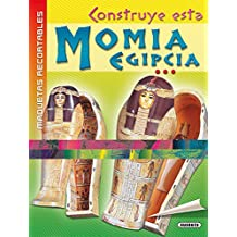 Momia Egipcia (Maquetas Recortables)