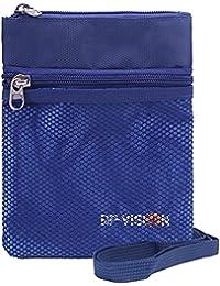 EGOGO Portadocumentos de Cuello Cartera de Viaje Cuello Monedero, Cuello bolsa del cuello con Tecnología RFID para Viajar con Total Seguridad para Mujeres, Hombres y Niños E306-1
