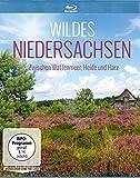 Wildes Niedersachsen - Zwischen Wattenmeer, Heide und Harz [Blu-ray] [Alemania]