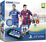 Console Playstation Vita 2000 + Fifa...