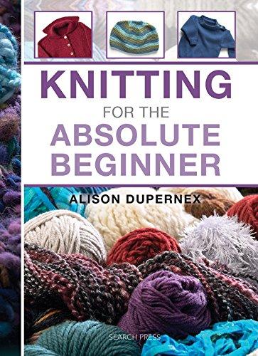 Knitting Absolute Beginner Craft