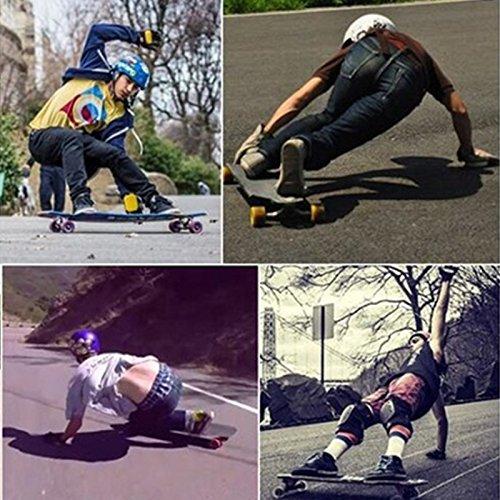 Rosepoem Land Skateboard Slider Slide Handschuh (Skateboard-slide Handschuhe)