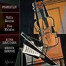 Prokofiev: Violin Sonatas [Alina Ibragimova, Steven Osborne] [Hyperion: CDA67514]