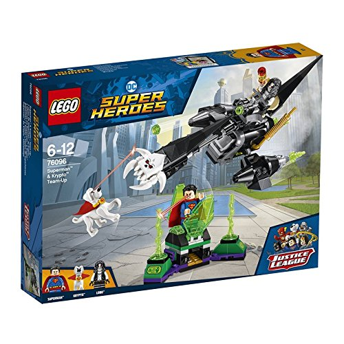 LEGO 76096 Super Heroes Superman and Krypto Team-Up
