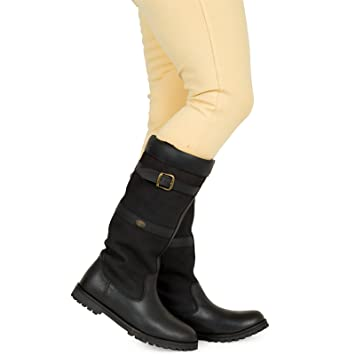 a2e43f36879 Sherwood Forest Unisex Leather Waterproof Outdoor Walking Horse ...