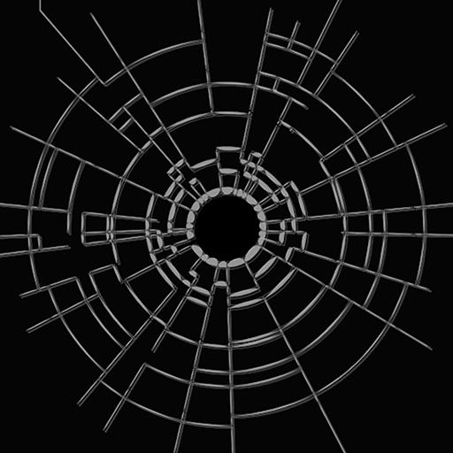 Broken Screen Prank App