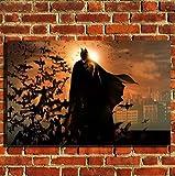 Box Prints Batman stampa su tela stampa artistica grande piccolo
