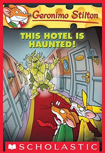 Geronimo Stilton #50: This Hotel Is Haunted! (English Edition ...