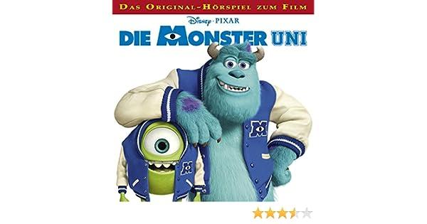 Die Monster-Uni: Das Original-Hörspiel zum Film (Hörbuch-Download ...