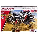 Meccano 25 Model Set - Jeep (Styles Vary)