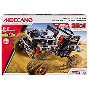 montajes eléctricos: Meccano 25 Model Building Set Off Road Rally Jeep - 6037616