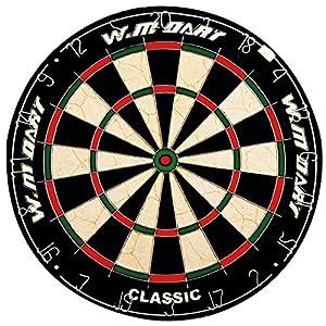 Hochwertige Dartscheibe von Winmax | Offizielles Profi- & Turniermaß |...