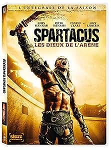 Spartacus : Les Dieux de l'arène - L'intégrale de la saison 1