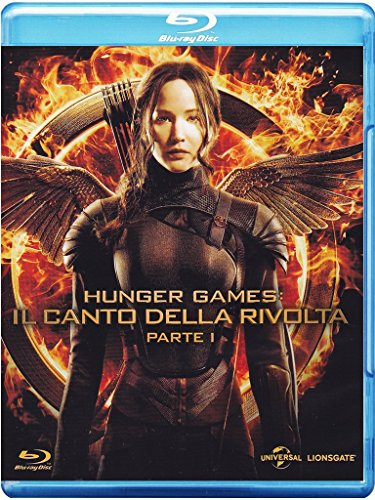 Hunger Games - Il canto della rivolta - Parte 1 [Blu-ray] [IT Import]