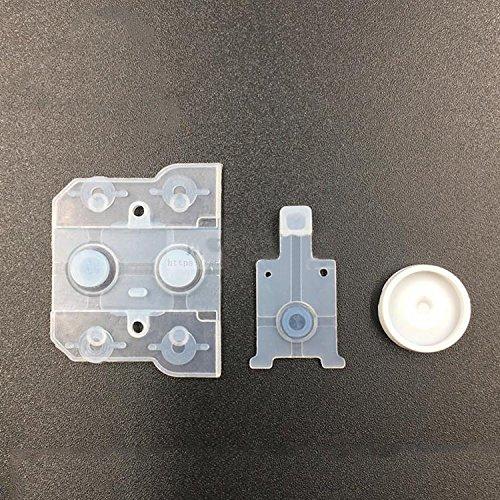 Ersatz-Set leitfähiger Gummi-Klebeknopf D Pad Kit für Playstation 3 Move PS3 Move Konsole Reparatur Teile - Ps3 Teile-kit Controller
