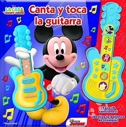 CANTA Y TOCA LA GUITARRA CON MICKEY GUITAR MD