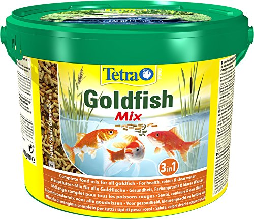 Tetra Pond Goldfish Mix, 10 L