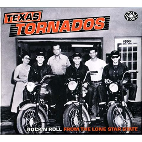 Texas Tornados-Rock'n'roll from the Lone Star State
