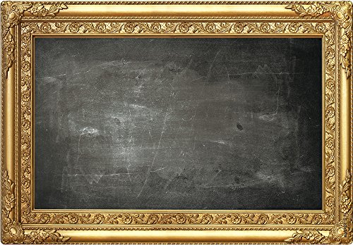 mySPOTTI MTG-627 memo to go Frame barock gold, selbstklebende Memoboard-Folie