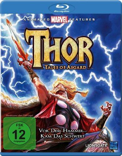 Thor - Tales of Asgard [Blu-ray]
