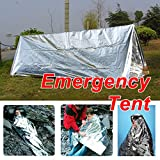 Best Survival Shelter - Generic New Hot Sale Emergency Tent Tube Survival Review