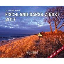 Fischland-Darss-Zingst 2017: Postkartenkalender